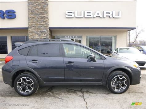 grey subaru crosstrek dark gray metallic 2015 subaru crosstrek 2 0i limited