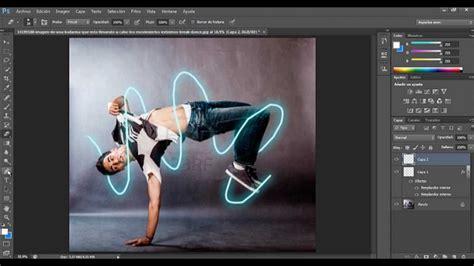 efectos rapidos para fotos adobe photoshop cs5 youtube como hacer lineas de luz photoshop cs6 youtube