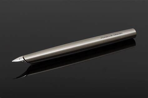 Porsche Design Sale by Porsche Design P 3135 Solid Titanium The Nibsmith