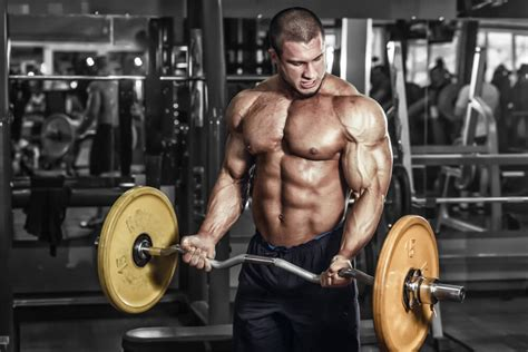 10 best bicep exercises to add volume