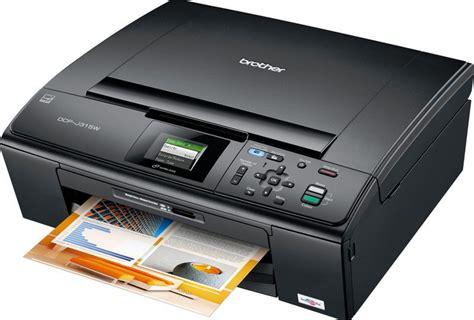 Printer Dcp J315w dcp j315w driver free printer driver