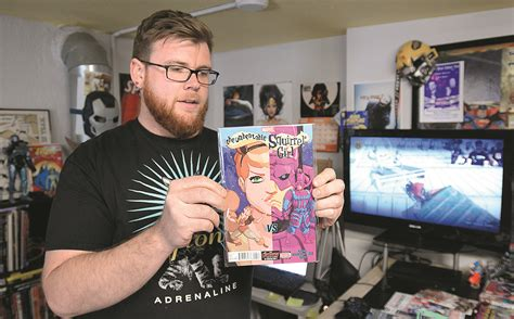 talking to owner free comic book day showcases the vast universe of an evolving industry inland 360