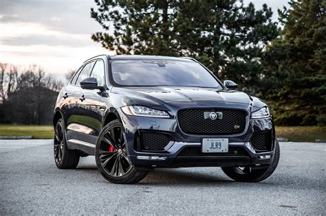 Jaguar 2019 F Pace by Review 2019 Jaguar F Pace S Car