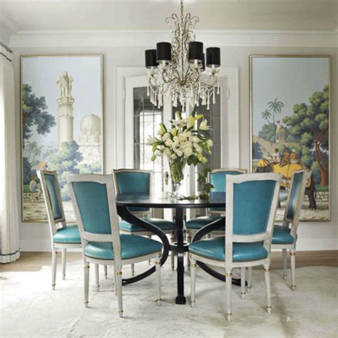 Dine Wine And A Glorius Time Classy And Chic Dining Room Chic Dining Room