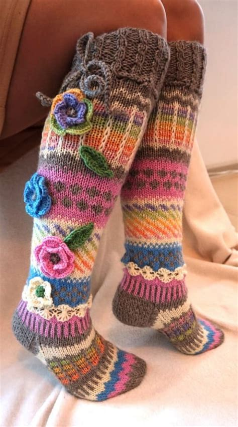 knitted knee high socks knitted knee high socks pattern check out all the ideas