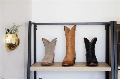 On The Shelf Boots by Tour Equestrian Home Office