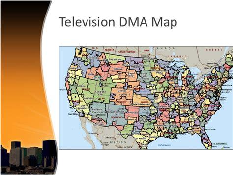 dma map media considerations