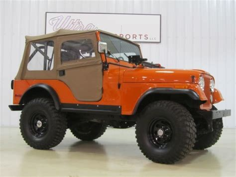 Jeep Fort Wayne 1975 Jeep Cj5 Cj5 For Sale In Fort Wayne In Stock Be0006
