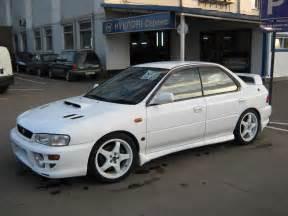 1999 Subaru Wrx 1999 Subaru Impreza Wrx Sti Images 2000cc Gasoline