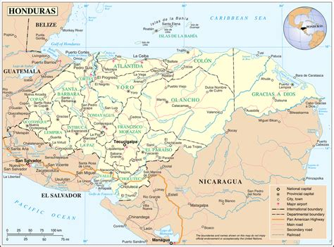 geography of guatemala wikipedia geography of honduras wikipedia
