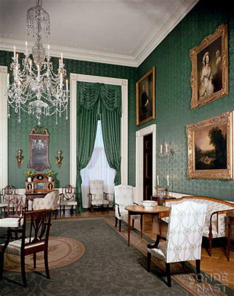 Green Room White House by Green Room White House Museum