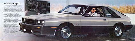 on board diagnostic system 1986 mercury capri instrument cluster what was your first car askreddit
