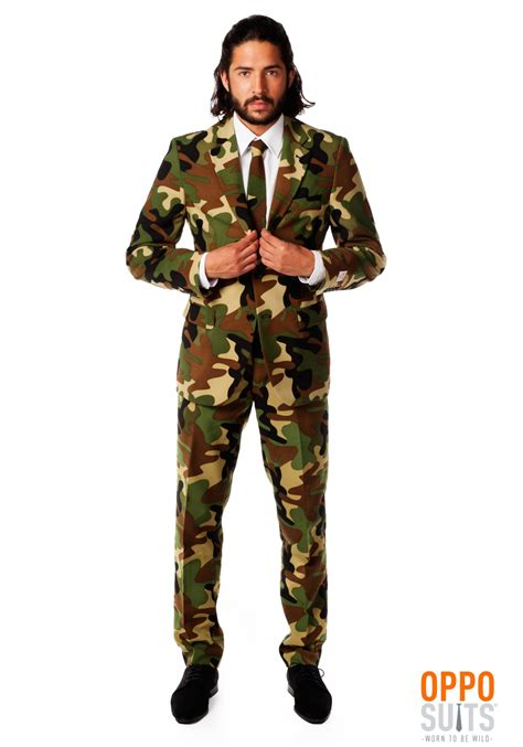 mens camo wedding suits mens opposuits camouflage suit