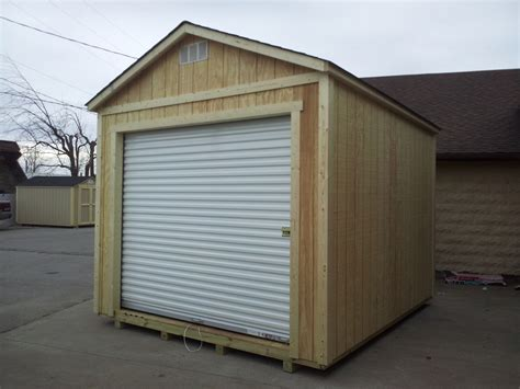 Overhead Shed Door Lowes Roll Up Shed Doors Images