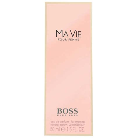Parfum Ma Vie hugo ma vie femme hugo perfume feminino beleza na web