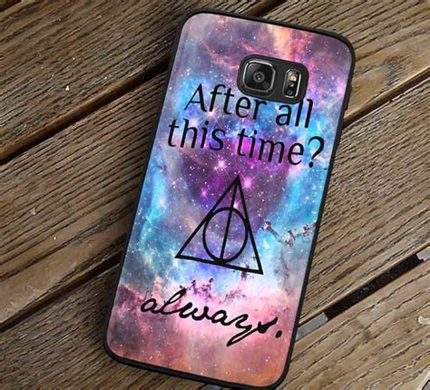 Casing Samsung Galaxy Note 5 Harry Potter 66 Custom Hardcase after all this time always quote nebula samsung galaxy s5 s6 edge note 5 4 3 cases iphone 6s 6