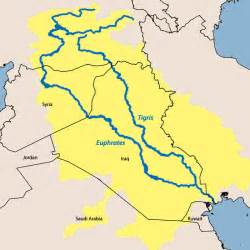 middle east map euphrates river tigris and euphrates map slowcatchup