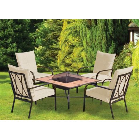 Outdoor Pit Sets Pit Table Set Pit Sets Patio Furniture Family