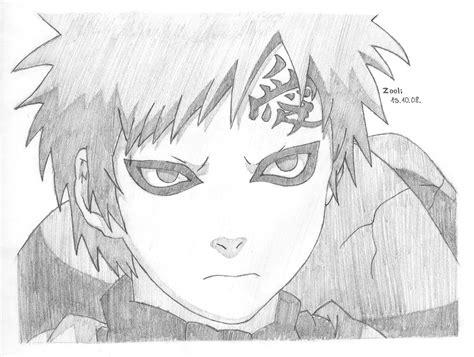 Tempat Pensil Pencil Anime Shippuden Uzumaki gaara by zooli55 on deviantart
