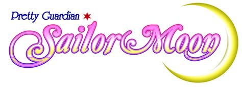 sailor moon logo title 001 by tsukihenshin on deviantart