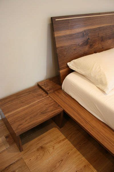 slanted headboard  easier reading  bed projects