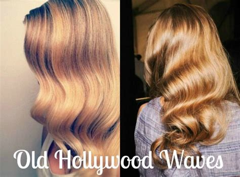old hollywood glamour hairstyles tutorial glam glamour waves tutorial old hollywood missy sue