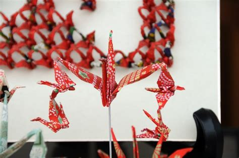 Advanced Origami Crane - renzuru the advanced origami technique of folding