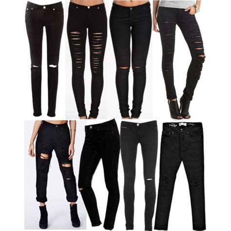 ripped black jeans womens bod jeans black ripped jeans for women google search fall