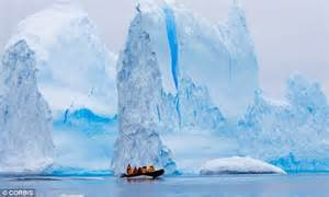 climate change could cause the antarctic shelf to