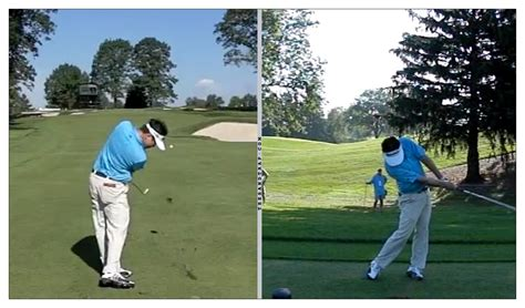 the golf swing the ps or as alignments in the golf swing