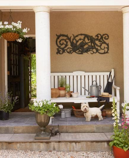 appealing simple home decorating ideas easy home decor easy ways to boost curb appeal midwest living