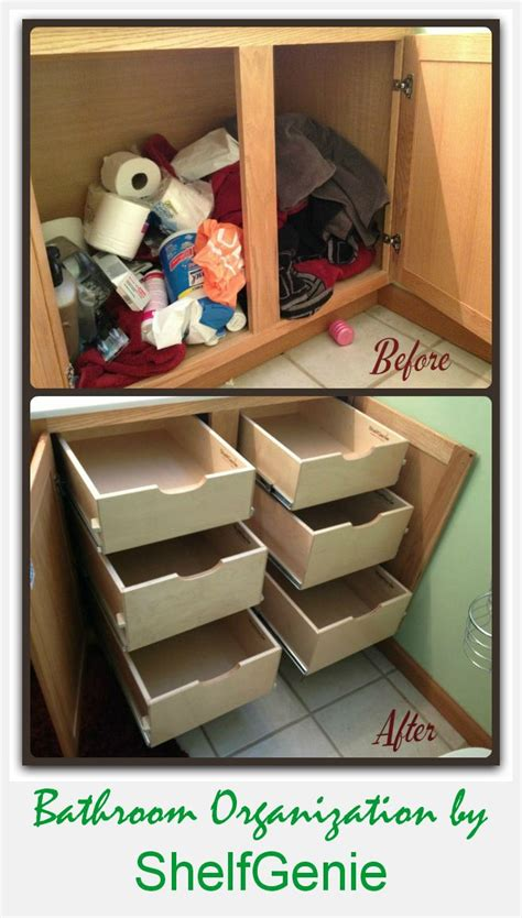 How To Install Drawer Stops by Diy Bathroom Cabinet Organization Woodworking Projects