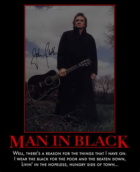 Johnny Cash Meme - nsaney z posters ii johnny cash the man in black