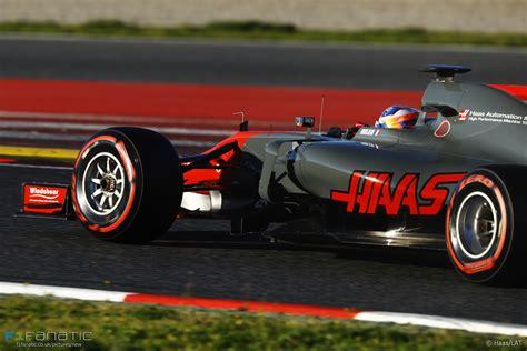 Haas Mba 2017 2018 by Grosjean Haas Circuit De Catalunya 2017 183 F1 Fanatic