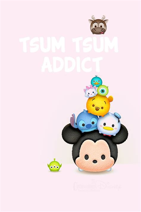 wallpaper iphone disney tsum tsum 52 best tsum tsum images on pinterest