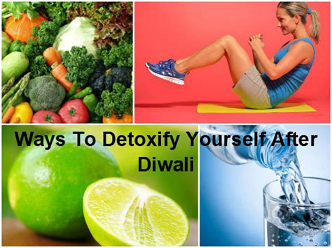 Best Way To Detox Yourself Suboxone by Ways To Detoxify Yourself After Diwali Boldsky