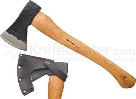 condor hatchet review condor tool knife ctk4070c15 greenland pattern axe 5 1 2 quot carbon steel american hickory