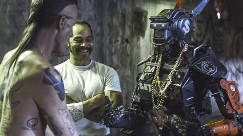 film robot police chappie wallpaper movies drama chappie best movies of