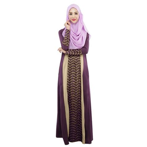 Gamis Abaya Dress Maxi Maxi Dress timall vintage kaftan abaya jilbab islamic muslim