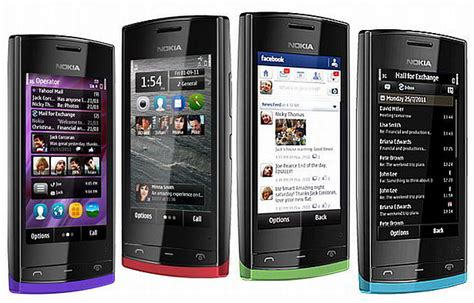 Hp Nokia Yang 500 Ribuan Nokia 500 Specs And Price Phonegg