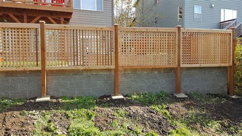 Backyard Gate Ideas Our Work Cedar River Construction Make Your Fence Of