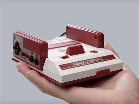 nintendo to release famicom mini retro console for japan
