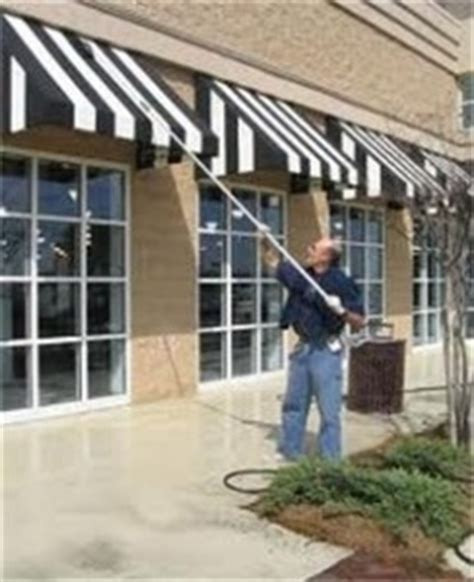 How To Clean Awning Fabric by Awning Cleaning Pressure Washing Portland Or