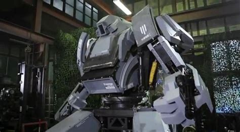 film robot jepang 90an monster bego kuratas inilah robot tempur canggih buatan