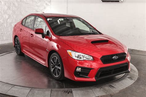 New Subaru Wrx 2018 by New 2018 Subaru Wrx Base 4d Sedan In U38090