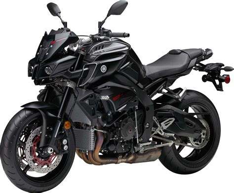 Yamaha Motorrad Schwarz by 2017 Yamaha Fz 10 Announced For Canada Motorcycle News