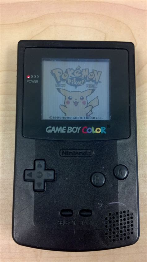 gameboy color screen mod backlit game boy advance mod d gaming