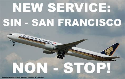 united airlines adding eight new non stop routes singapore airlines to add non stop service to san