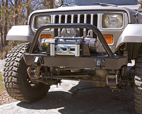 yj jeep bumpers jeep yj tj front bumpers superior offroad