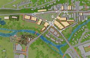 Town Planning site plan details option two our town planning